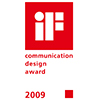 iF comminication design award